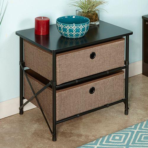 RiverRidge Home Products 2-Drawer Storage Unit