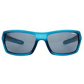 Men's O'Neill Barrel Wrap Polarized Sunglasses