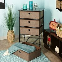 RiverRidge Home Products 4-Drawer Storage Unit
