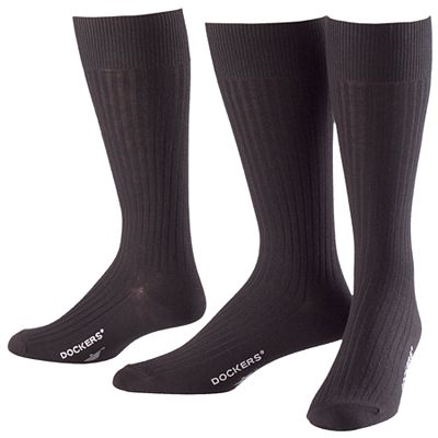 Dockers Argyle Casual-Classic 3-pk. Socks - Big and Tall