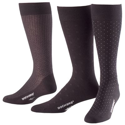 Dockers Dress-Casual 3-pk. Socks - Extended Size