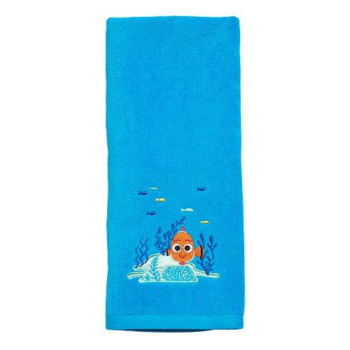 Disney / Pixar Finding Dory Nemo Hand Towel by Jumping Beans®