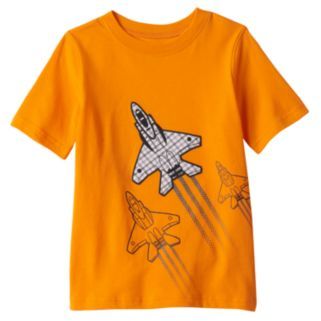 Boys 4-7x Jumping Beans® Short Sleeve Applique Tee