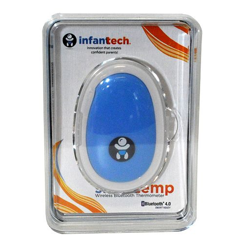 Infanttech SmartTemp Wireless Bluetooth Thermometer