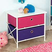 RiverRidge Kids 2-Drawer Storage Unit