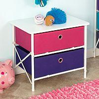 RiverRidge Kids 2-Drawer Storage Unit