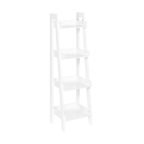 RiverRidge Kids 4-Tier Ladder Bookshelf