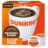 Keurig® K-Cup® Portion Pack Dunkin' Donuts Original Blend Coffee - 44-pk.