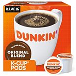 Dunkin' Donuts Original Blend Coffee, Keurig® K-Cup® Pods, Medium Roast, 44 Count