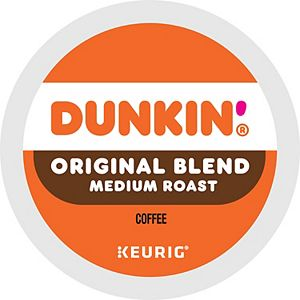 Dunkin' Donuts Original Blend Coffee, Keurig® K-Cup® Pods, Medium Roast