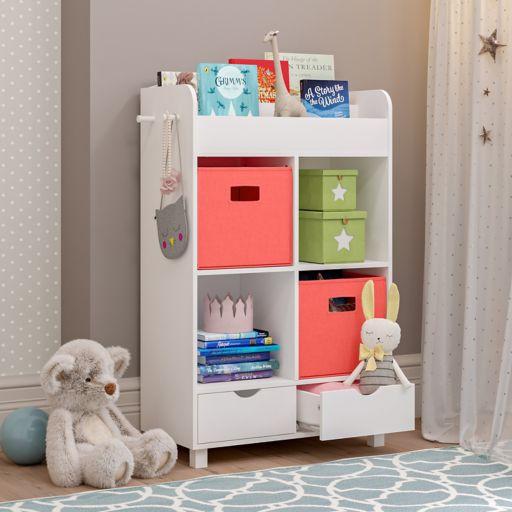 RiverRidge Kids Storage Bin 2-piece Set