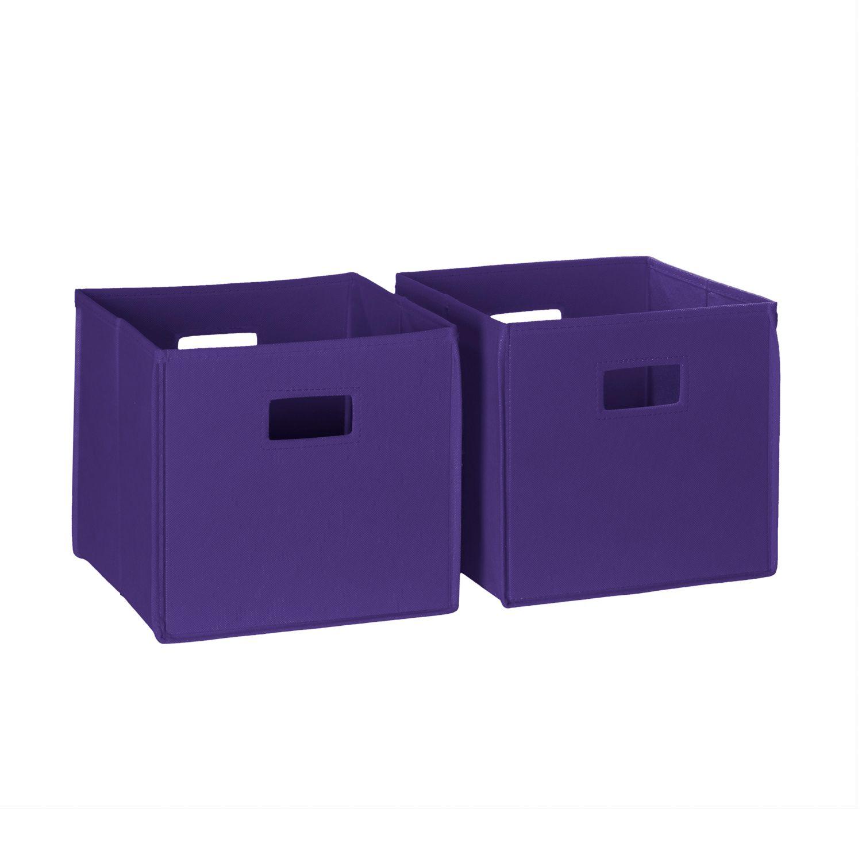 Superbe RiverRidge Kids Storage Bin 2 Piece Set