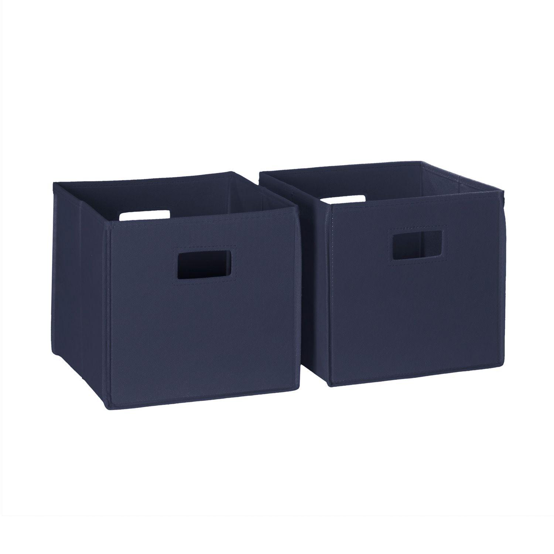 Genial RiverRidge Kids Storage Bin 2 Piece Set