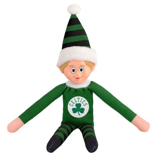 Boston Celtics Team Elf