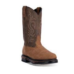 Laredo Hammer Men's Waterproof Western Work Boots