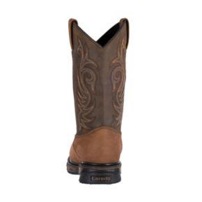 Laredo Hammer Men's Waterproof Western Work Boots