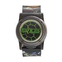 Teenage Mutant Ninja Turtles Flip-Up Digital Light-Up Watch