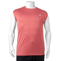 Big & Tall Russell Heathered Dri-POWER Performance Muscle Tee