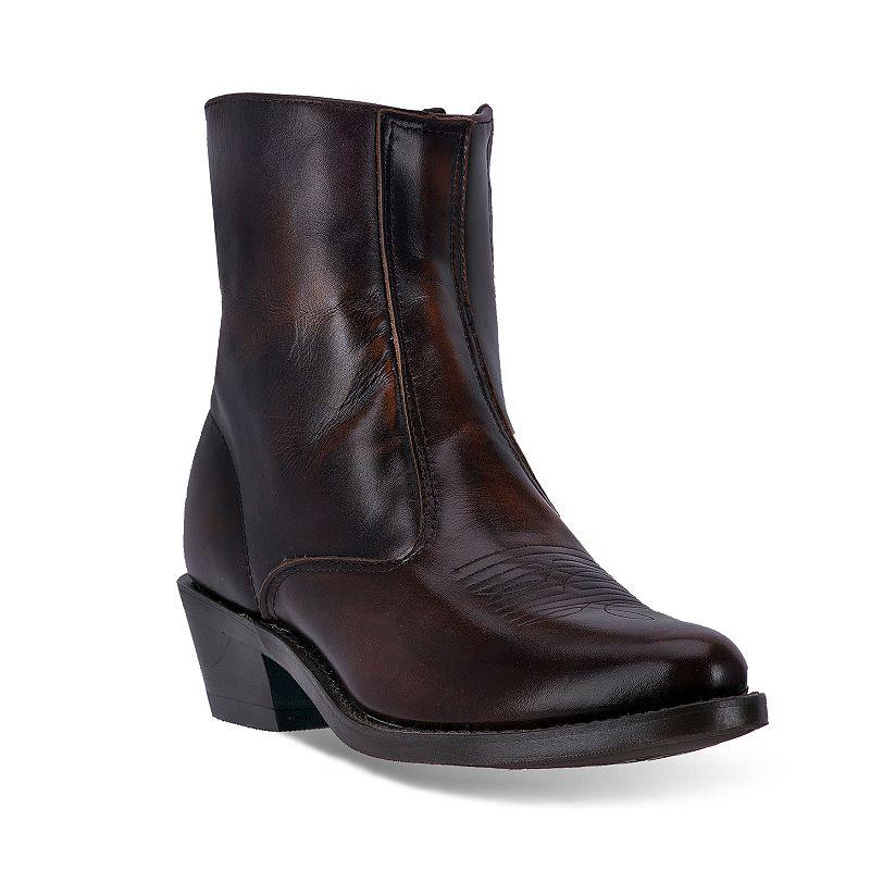 Laredo Long Haul Men's Ankle Boots, Size: medium (9.5), Brown