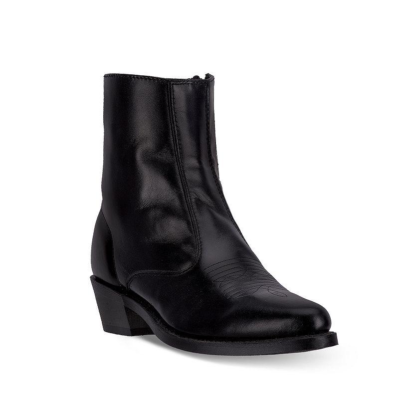 Laredo Long Haul Men's Ankle Boots, Size: medium (9), Black