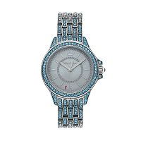 Juicy Couture Women's Charlotte Crystal Stainless Steel Watch - 1901376