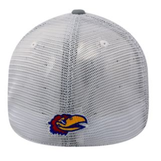 Adult Top of the World Kansas Jayhawks Marse One-Fit Cap