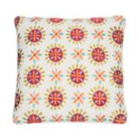 Levtex Tivoli Bone Bursts Throw Pillow