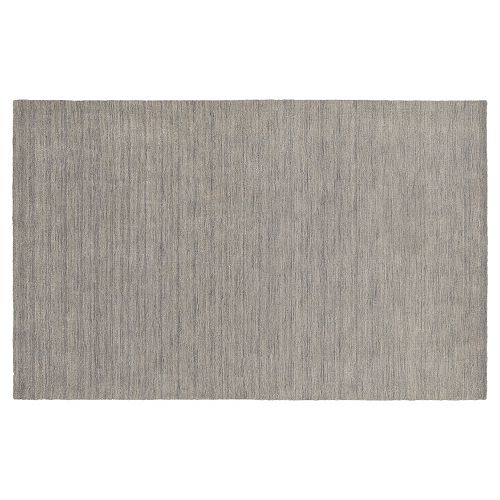 StyleHaven Asher Solid Wool Rug