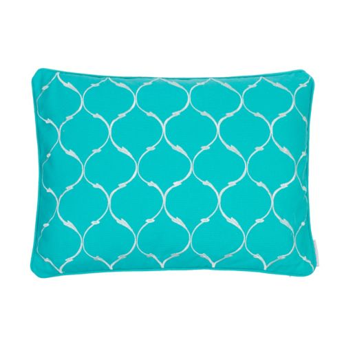 Levtex Taryn Embroidered Throw Pillow