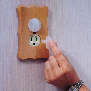 KidCo 12-pk. Electrical Outlet Caps