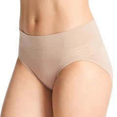 b87a54d3e8df Warner's No Pinching No Problem Seamless Striped Hi-Cut Panty RT5501P -  Women's