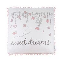 Levtex Margaux ''Sweet Dreams'' Throw Pillow