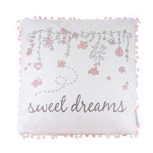 Levtex Margaux ''Sweet Dreams'' Throw Pillow
