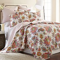 Levtex Palladium 3-piece Quilt Set