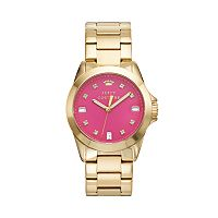 Juicy Couture Women's Stella Crystal Stainless Steel Watch - 1901108
