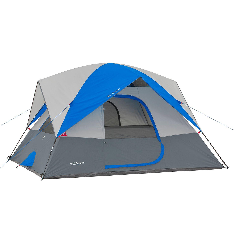 Columbia Ashland 6-Person Dome Tent  sc 1 st  Kohlu0027s & Ashland 6-Person Dome Tent
