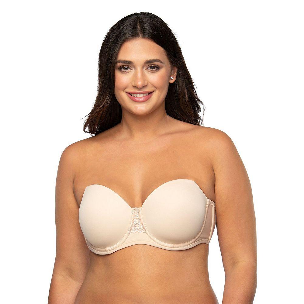 Womens Vanity Fair® Beauty Back Strapless Full Figure Underwire Bra 74380