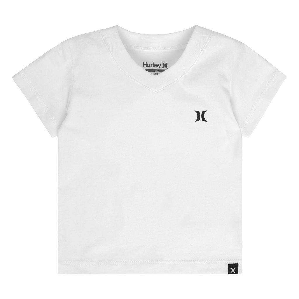 Baby Boy Hurley V-Neck Staple Tee