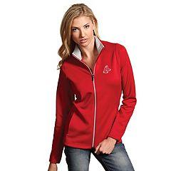 Women's Antigua Boston Red Sox Leader Jacket