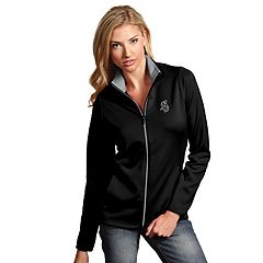 Women's Antigua Chicago White Sox Leader Jacket