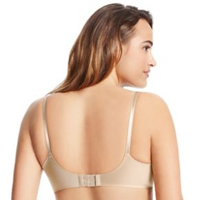 Olga Bra: No Side Effects Full-Figure Contour Bra GB0561A - Women's
