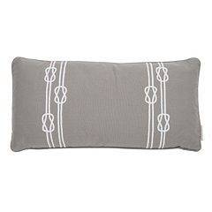 Levtex Nantucket Rope Knots Throw Pillow