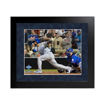 Steiner Sports Kansas City Royals 2015 World Series Champions Key Moment Wall Art