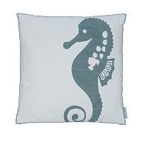 Levtex Maui Seahorse Stitch Throw Pillow