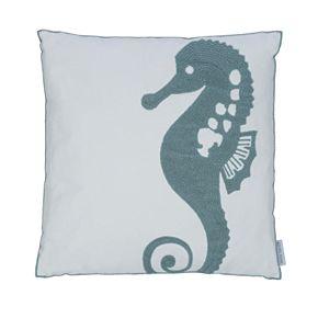 Levtex Maui Seahorse Stitch Throw Pillow