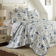 Levtex Beach Life Quilt Set