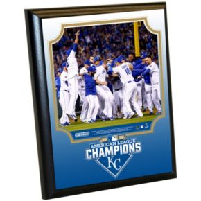 Steiner Sports Kansas City Royals Alcedes Escobar 2015 American League Championship Series MVP Wall Art