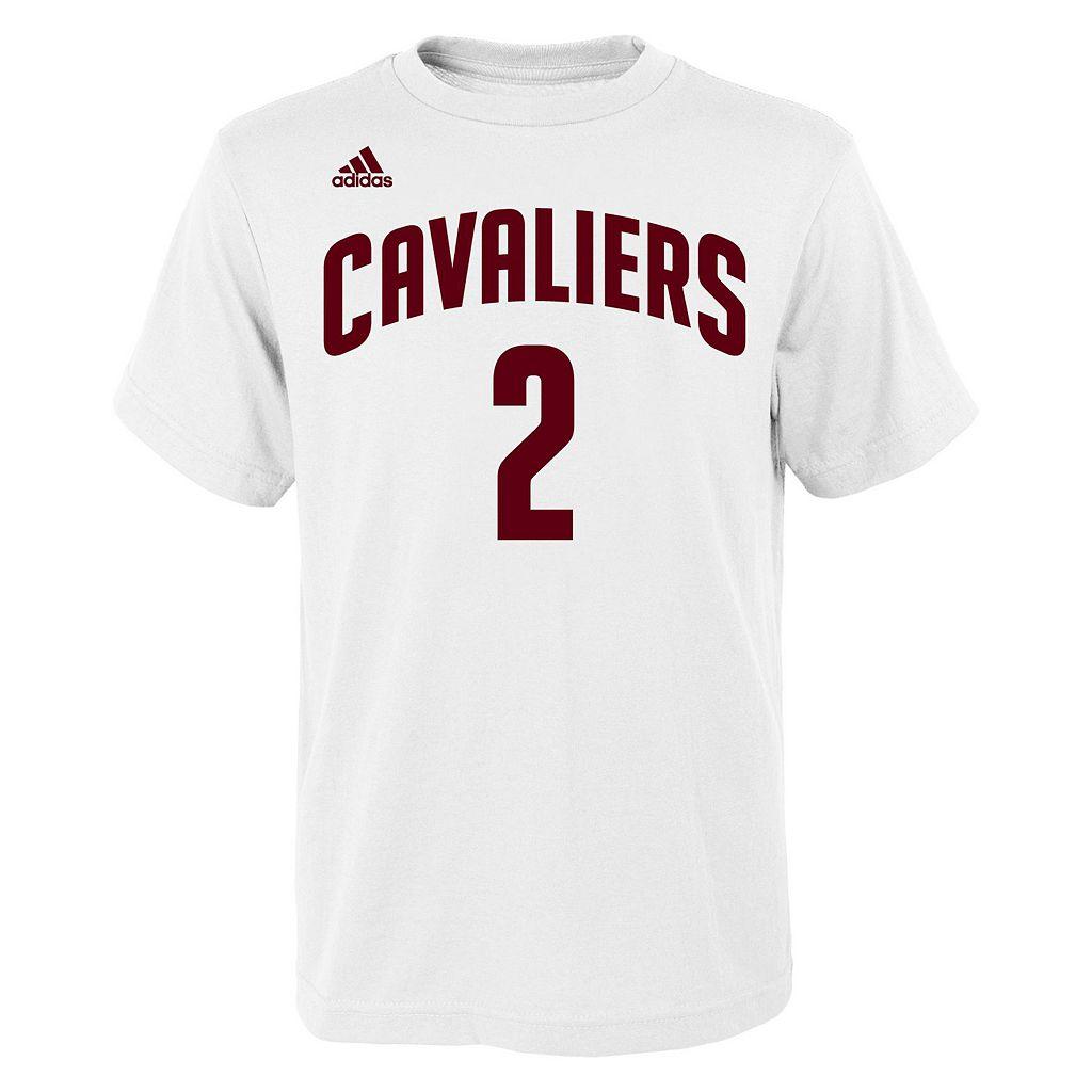 Boys 8-20 adidas Cleveland Cavaliers Kyrie Irving Player Tee