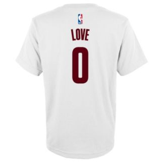 Boys 8-20 adidas Cleveland Cavaliers Kevin Love Player Tee