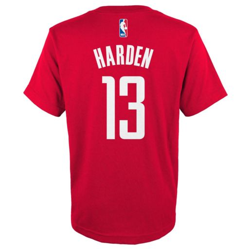 Boys 8-20 adidas Houston Rockets James Harden Player Tee